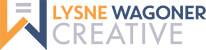 Lysne Wagoner Creative Logo